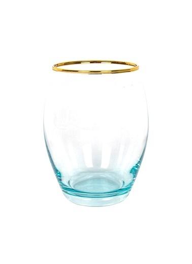 Rakle 390 cc Roma Meşrubat Bardağı Yeşil Yeşil